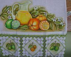 Pano de Pintura Artesanal