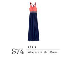 Le Lis Aleecia Knit