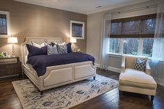 Bedroom Decorating and Designs by Bassman-Blaine Home - Costa Mesa, California, United States - http://interiordesign4.com/design/bedroom-decorating-designs-bassman-blaine-home-costa-mesa-california-united-states/