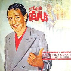 Stephan Remmler - Keine Sterne In Athen GER 1986 Maxi vg++