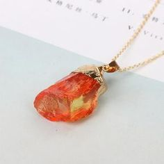Fashion Natural Stone Druzy Necklace Rainbow Irregular Pendant Necklace Sweater Chain for Women Men is designer, more fashion necklaces for women sell at a wholesale price. Chakra Necklace, Chakra Jewelry, Quartz Necklace, Stone Necklace, Crystal Necklace, Pendant Necklace, Crystal Jewelry, Natural Crystals, Natural Stones