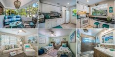 Come relax in this great three bedroom, one and a half baths, classic style cottage located on a peaceful street just one house off Gulf Drive. Bradenton Beach, Indian Shores, New Stove, Breakfast Restaurants, Half Baths, Granite Counters, Sandbox, King Beds, Two Bedroom