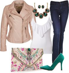 """""""Jewelled Clutch"""" by irenesdreams on Polyvore"""