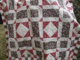Another great pattern and free instruction at Ludlow Quilt & Sew