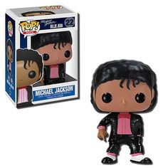 POP! Rock Legends Michael Jackson Billie Jean Vinyl Toy Figure #22 - Funko Toys #POP