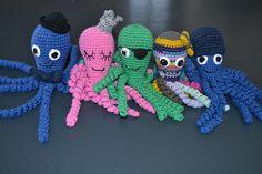 Blæksprutte - DIY