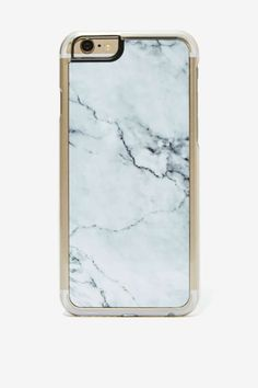Zero Gravity Totally Floored Marble iPhone 6 Case | Shop Home at Nasty Gal!