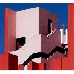 Ricardo Bofill modern architecture via ibikidotco via rolumatt