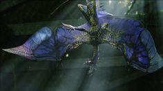 Stingbat from James Cameron's Avatar