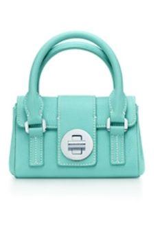 Tiffany's Handbag- Manhattan Satchel