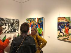 Opening Reception November Frankfurt Germany 2019 Frankfurt Germany, The New Yorker, November, Reception, Painting, Fictional Characters, Paintings, Receptions, Draw