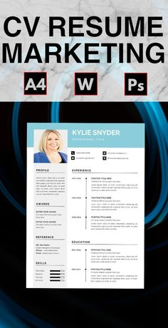 If you want to get hired for a job position, you must make a creative and impressive resume template instant download. Creating one isn't an arduous task if you know what's required and what's in demand in the industry. If you want to experience hassle-free resume editing.#ResumeAndCoverLetterTemplate #ResumeTemplate #ResumeTemplateWord #ExperienceHeavyResumeTemplate #NursingResume #CvTemplate Teaching Resume Examples, Sales Resume Examples, Resume Objective Examples, Hr Resume, Best Resume, Nursing Resume, Resume Help, Resume Action Words, Resume Words