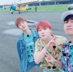 Leader, mat hyung and maknae Chanwoo Ikon, Kim Hanbin, Korean Bands, South Korean Boy Band, Bobby, Ikon Member, Ikon Kpop, Yg Ikon, Ikon Debut