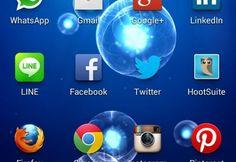 6 aplicaciones moviles para adictos a las Redes Sociales - Drealm Marketing