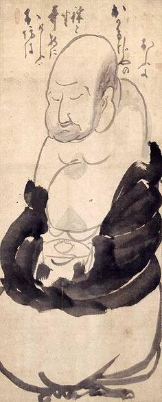 Hakuin Zen Master