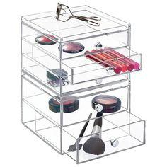 CLARITY 2 Drawer Cosmetic Organiser