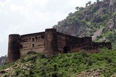 Bhangarh Fort – Bhangarh, India | Atlas Obscura