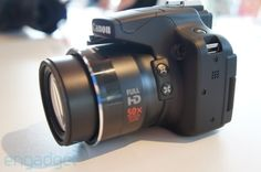 Canon Powershot SX50 HS - I bet this baby takes to radical pics!