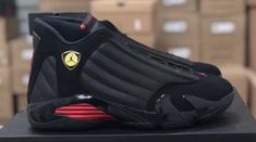8716cd9ac3dc72 The Air Jordan 14 Last Shot will be celebrating its Anniversary in 2018  that will release during the 2018 NBA Finals this June. The Last Shot Jordan  14