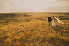 Joline and Oskari: Sweet Farm Wedding