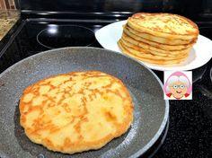 Feta, Pancakes, Good Food, Pizza, Cooking Recipes, Tasty, Breakfast, Youtube, Victoria