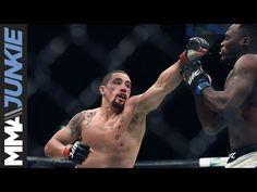 MMA Robert Whittaker says fighting Yoel Romero the real reward at UFC 213