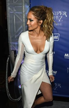 Complex Magazine — celebritiesofcolor: Jennifer Lopez attends the...