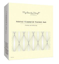 My Beauty Diary Oligopeptide mask focuses on firming skin and repairing the skin. Using TENCEL fabric, this mask will leave your skin soft and hydrated.