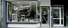 "Blödes Format für Pinterest, aber cool gemacht: King's Barbershop Imagefilm from Alper Tunc on Vimeo | King Barber aka Jan Boecker aka ""Fastest Rockabilly Barber On Earth"" - Wilhelminenstraße 17 - 24103 Kiel - http://www.kingsbarbershop.de"