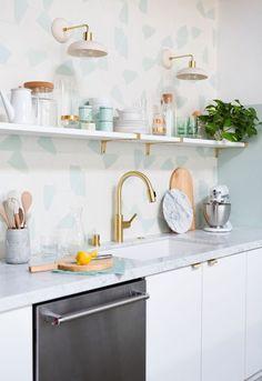 the oh joy studio kitchen: final reveal!