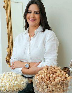 Karla começou o negócio com menos de R$ 400 há apenas três meses e já faz sucesso nas festas infantis e com venda avulsa