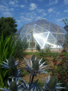 9mt Geodome by Bespoke structures ireland.