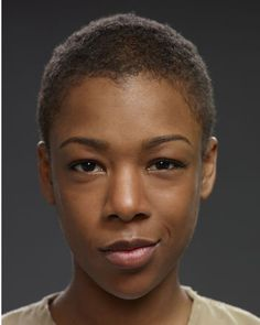 Poussey. Samira Wiley. Orange is the New Black