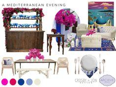Meditteranean Evening Corp