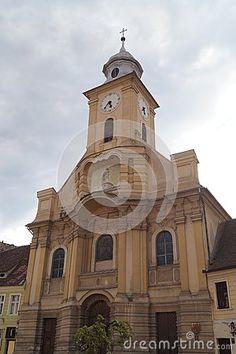 Saints Peter and Paul Church 1776, Brasov, Romania Biserica Sfinții Apostoli Petru și Pavel