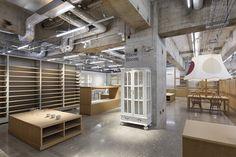 Fuji Sangyo Office by Schemata Architects
