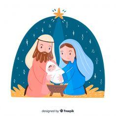 Christmas Wishes, Diy Christmas Gifts, Christmas Art, Jesus Cartoon, Jesus Drawings, Christmas Decorations For Kids, Catholic Crafts, Free Hand Drawing, Dollar Store Christmas