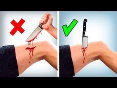 6 Trucos que Pueden Salvarte la Vida (Parte 6) - YouTube