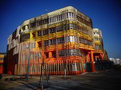 Economics, Diversity, Austria, Innovation, Concrete, Buildings, Future, Architecture, Business