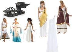 """""""Ancient Greece Fashion Project"""" by paynestyles9394 on Polyvore Ancient Greece Fashion, Ancient Greek Costumes, Greek Fashion, Fashion Fashion, Fashion Project, Vintage Outfits, Vintage Clothing, Summer Outfits, Aurora Sleeping Beauty"""