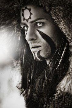 divine masculine make up