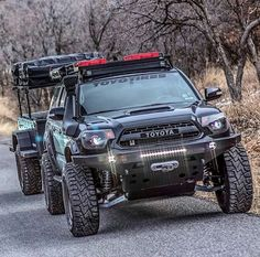 Toyota custom offroad