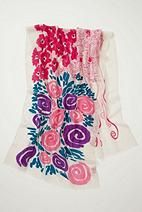 Alahambra Scarf - Scarves can change a whole outfit!!