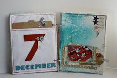 conHilos: Diario de Navidad