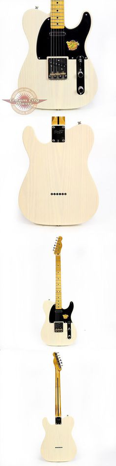 musical instruments: Brand New Fender Squier Classic Vibe 50S Telecaster Electric Vintage Blonde BUY IT NOW ONLY: $399.99