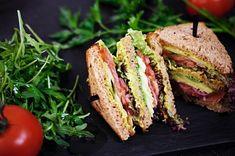Sandwiches, Brunch, Vegan, Food, Essen, Meals, Paninis, Vegans, Yemek