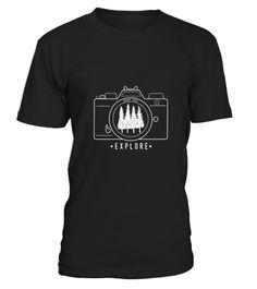 "# Photography Shirt Explore .  100% Printed in the U.S.A - Ship Worldwide*HOW TO ORDER?1. Select style and color2. Click ""Buy it Now""3. Select size and quantity4. Enter shipping and billing information5. Done! Simple as that!!!Tag: Camera, Photographer, Aperture Values, Photography, photographer shirt, movie directors, filmmakers, camera operators, cameramen, cinematographers, film directors, producers, film buffs, movie lovers, photography lovers and photographers"