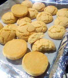 Greek Sweets, Greek Desserts, Greek Recipes, Sweets Recipes, Baking Recipes, Cake Recipes, Snack Recipes, Greek Cookies, Biscuit Cookies