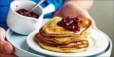 20 Minuten - Marronipancakes mit Preiselbeeren - News