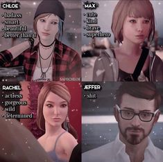 Yep this is Accurate This edit was made by the amazing Life Is Strange Fanart, Life Is Strange 3, Dontnod Entertainment, Skyrim Game, Comedy Pictures, We Happy Few, Memes, Universe Art, Damian Wayne